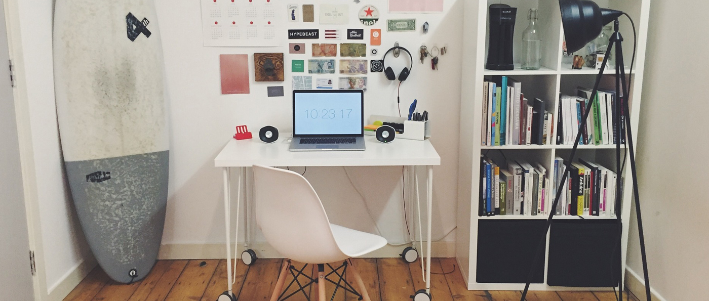 Oficina en el hogar
