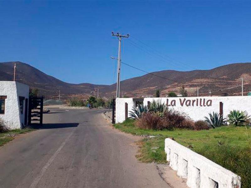 Estrada Parcelas Fundo La Varilla